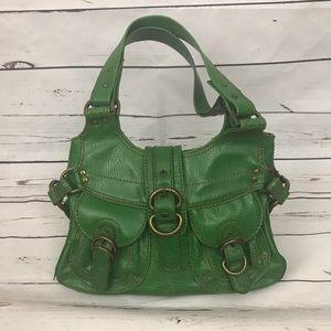 Aldo Shoulder Bag Green